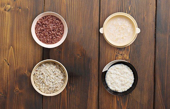 玄米とダシにとことんこだわった、京都老舗米店八代目儀兵衛の京だし玄米粥