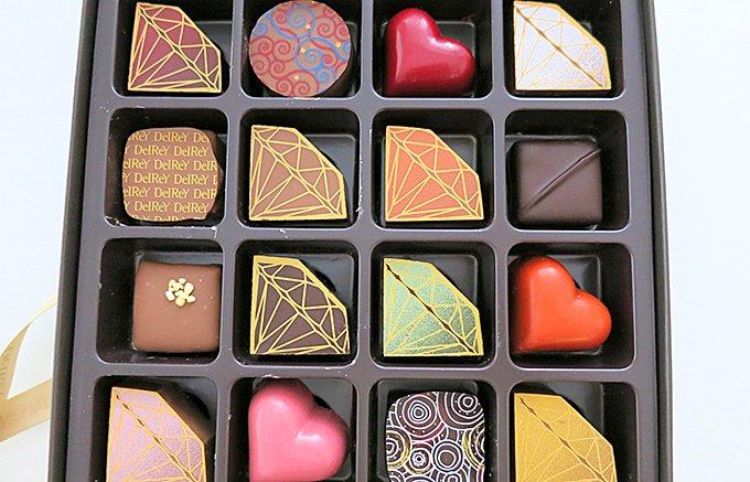世界中のショコラ愛好家を魅了する食べる宝石「DelReY(デルレイ)」