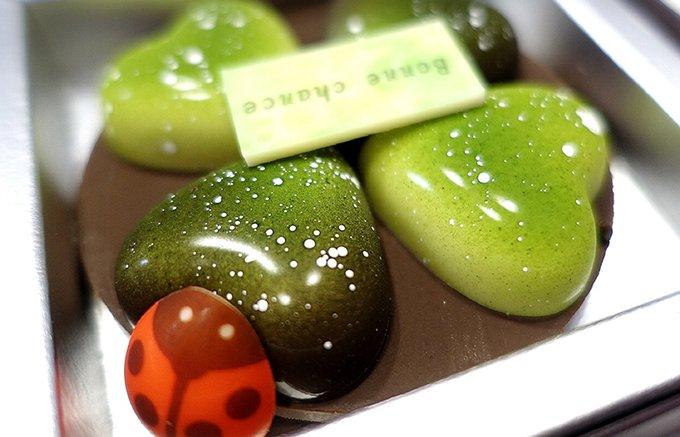 初夏のリーガロイヤルホテル(大阪)のスイーツはお茶づくし!