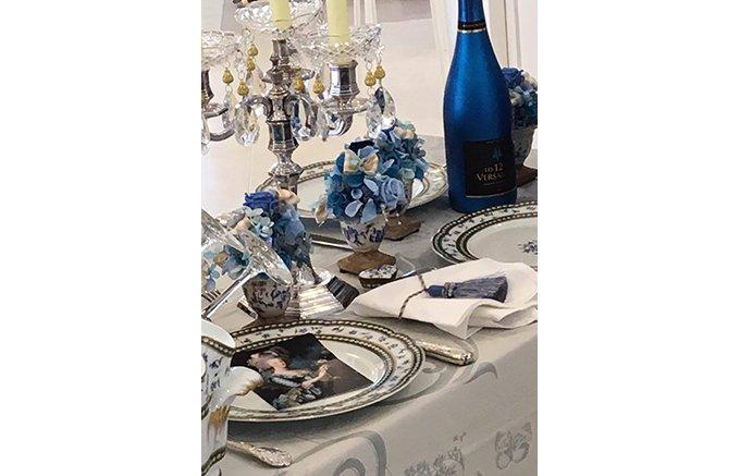 優雅さが香る。ベルサイユ宮殿 の 王の菜園をイメージしたロゼ スパークリング