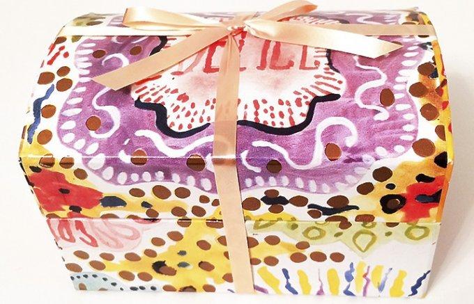 【くびったけ!】女性が喜ぶお洒落なパッケージのプチギフト5選