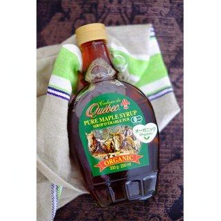 本場カナダのカエデの香りが食材のおいしさを引き出す「メープルシロップ」