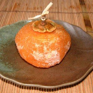 やわらかい肉質で、上品な甘さを持った細川農園の「枯露柿」