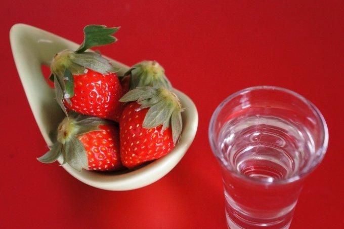 数量限定!あの有名店のコラボによる「イチゴ×大吟醸」が新発売!!