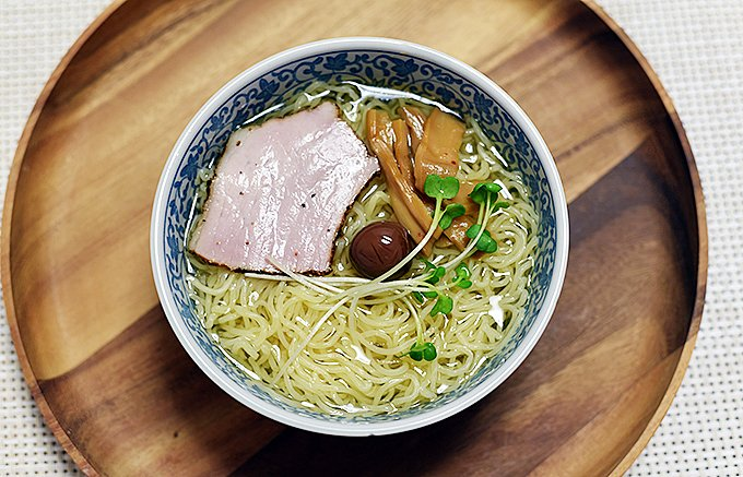 噂の鎌倉 邦栄堂製麺所の「生中華麺」で、創作ラーメンを作ってみた。