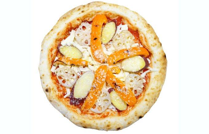 もっちりふんわり常識をくつ返す森山ナポリの冷凍ピザ