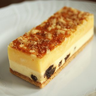 ドゥブルベ・ボレロの他では味わえない食感と濃厚さがある「アイアシェッケ」