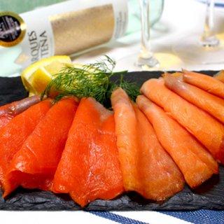 アレンジ自在で、うま味たっぷり!『チーナ』の良質なカナダ産「スモークサーモン」