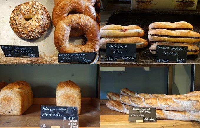 無骨であることのよさ。MORETHAN BAKERYのパン