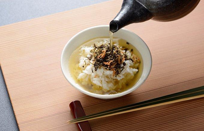 京都の老舗料亭「下鴨茶寮」の贅沢をご自宅で味わう「がごめ昆布ふりかけ」