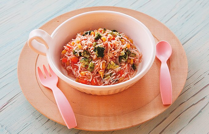 安心、安全のこだわり食材の簡単離乳食、bebemeshi for family