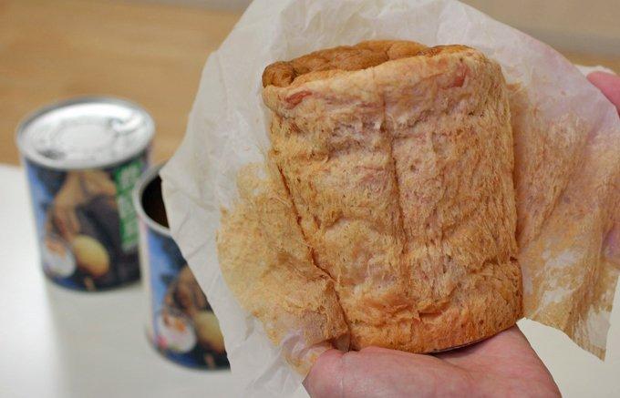 これが缶詰?今や保存できるだけじゃダメ、ちゃんと美味しい「パンの缶詰」