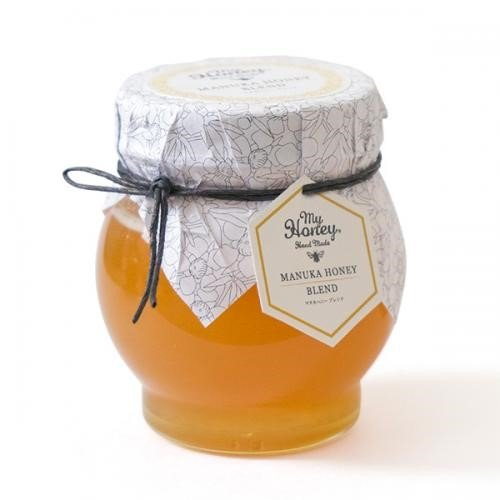 クセになる魔法の蜂蜜「奇跡のマヌカハニー」見つけました!