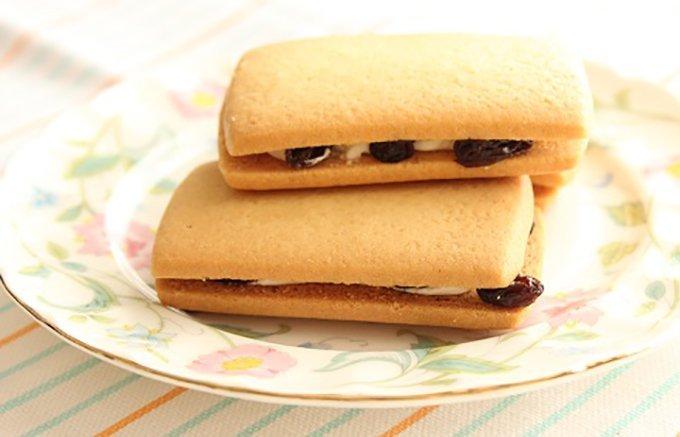 魅惑のサクッとトロ~リ!おすそ分けにもしやすい食べやすさ満点「サンドスイーツ」