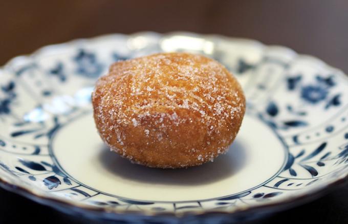和菓子屋が作るあんドーナツはあんこに違いあり!