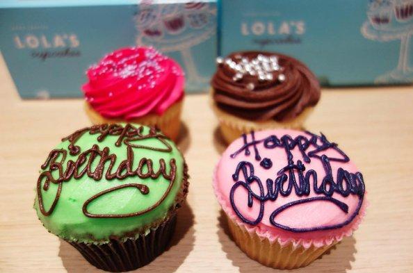 ときめく可愛さ!ロンドン生まれの「ローラズカップケーキ」