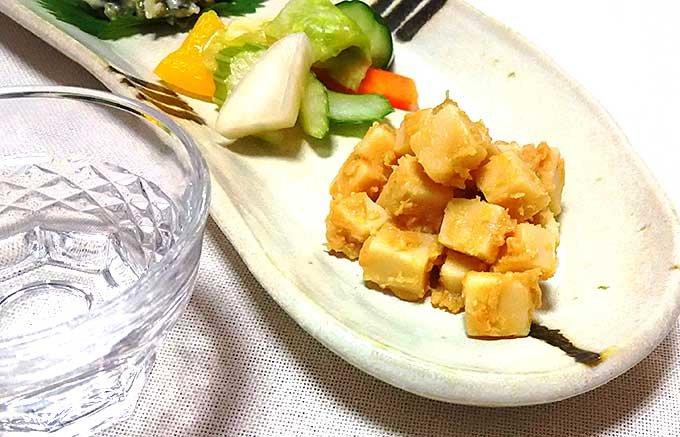 [信州の手作り味噌×チーズ]のハイブリッドおつまみ「味噌チーズ」