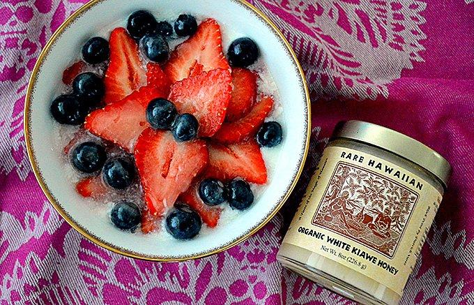 【ハワイ産ホワイトハニー#02】美容クリームのように滑らか!希少価値の高い蜂蜜