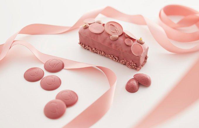"""話題の""""ルビーチョコレート""""を食べ比べできる贅沢セット「ルビーアソート」"""