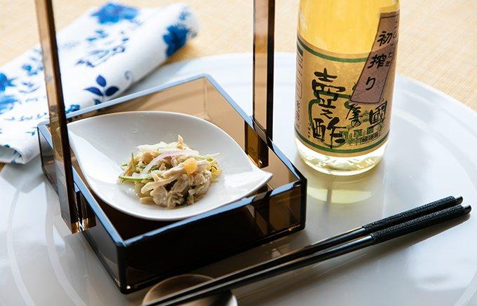 壺造り伝統製法300年!極上の純米醸造酢「壺之酢」
