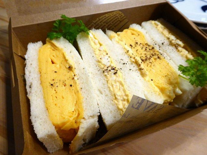 宮崎に幻の卵あり!卵好き必見の厚焼きたまごサンドウィッチ