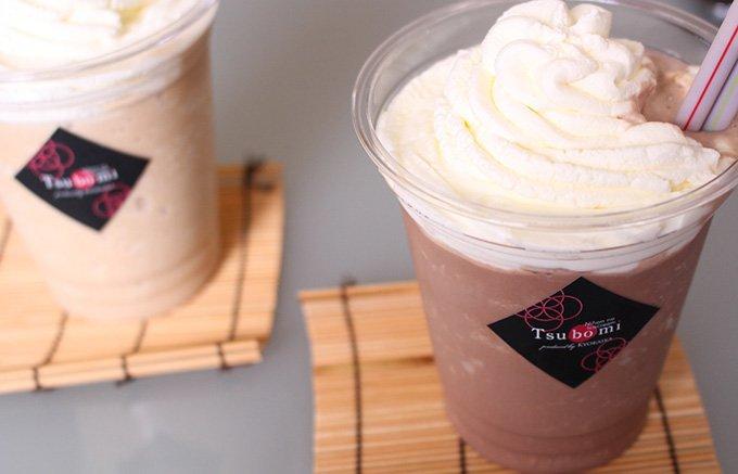 高級料亭も認めた。世界でたった一つだけのアイスクリームを作る「Tsubomi」