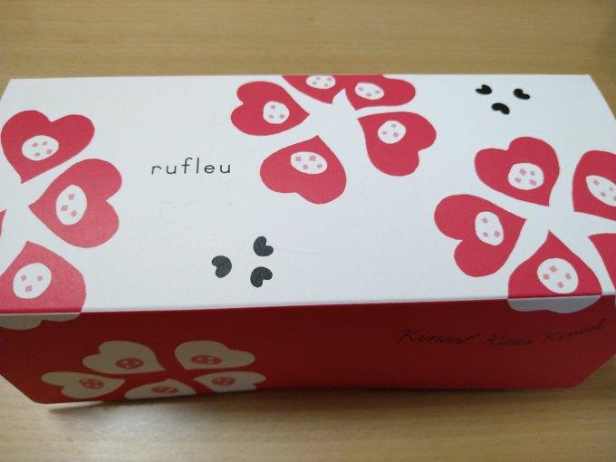 京都の鼓月が作る洋菓子「rufleu(ルフル)」は可愛く美味しいラングドシャ