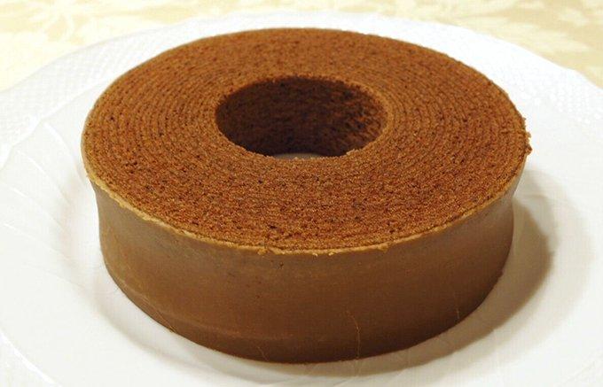 ショコラティエが作る ショコラが主役の「ビーン トゥ バウムクーヘン」