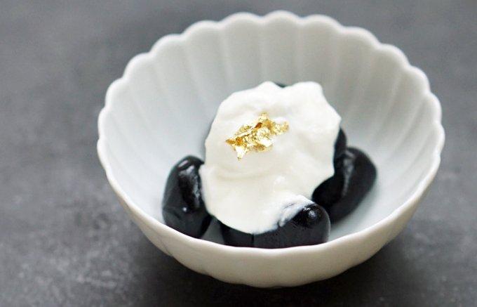 厳選された丹波黒大豆を色々な製法で仕上げた、『善祥庵』の黒まめ菓子
