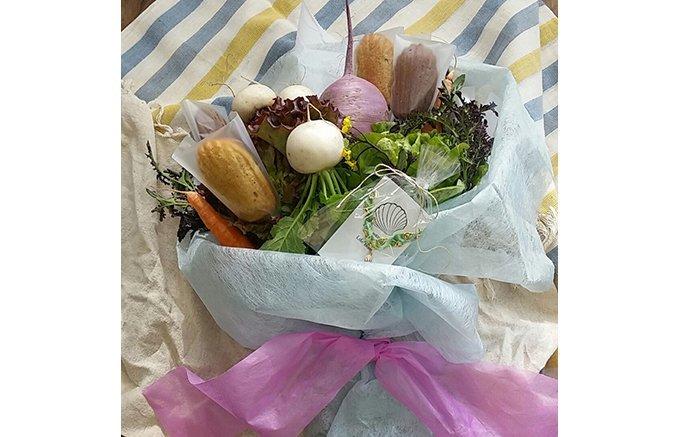 母の日にぴったりスイーツブーケ!花束とお菓子の一石二鳥な贈り物
