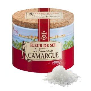 南フランスの塩の生産地カマルグから届くこだわりの「カマルグ フルール・ド・セル」