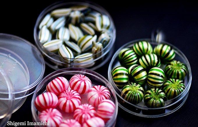 ついつい手が止まらなくなるヤミツキ系キャンディ
