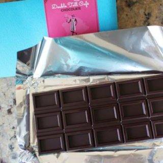 ハワイコナ産カカオ100%のクラフトチョコレート