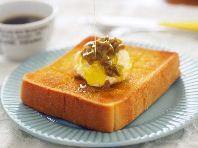 食べて驚き!ほのかな甘さがクセになる「イチジク詰めオリーブシロップ漬け」