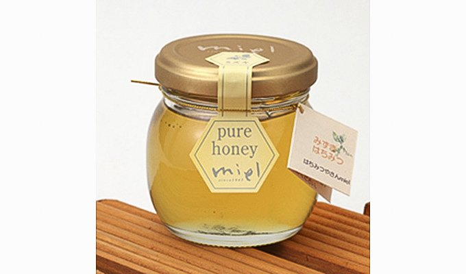 ホームパーティーに大活躍!自然の甘さが旨みと高級感を引き出す「国産みずき蜂蜜」