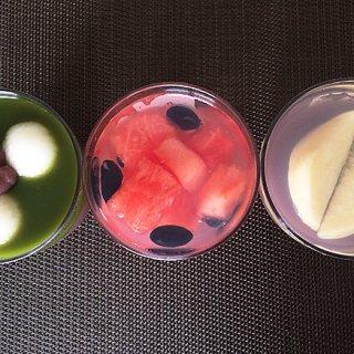 名古屋の老舗の味を新しく伝える夏限定の「桃の水羊羹」