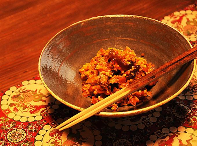 醤油の起源とも関係の深い径山寺味噌