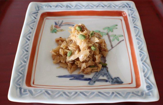 京都祇園なかがわ 料亭仕込みの絶品京たけのこ山椒煮