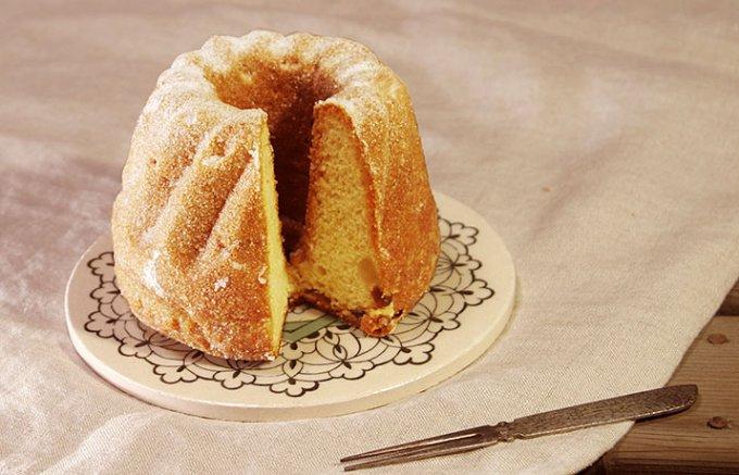マリー・アントワネットのお気に入りフランスの伝統焼き菓子「クグロフ」