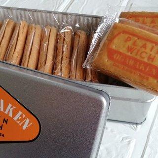 元祖レイズン・ウィッチのクッキーだけ?!『プレーンウィッチ』も私の定番!