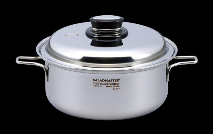 口福を生み出す鍋 サラダマスター