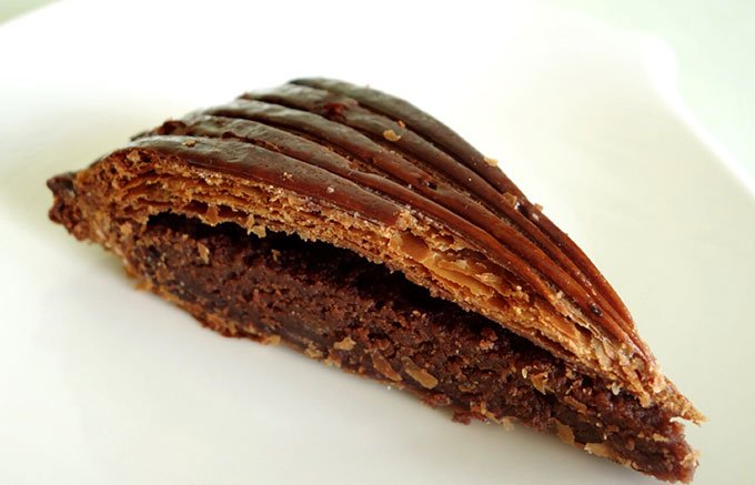 名店「ドゥブルベ・ボレロ」待望の今年初登場の新作「ショコラ・フランボワーズ」