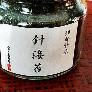 お正月に絶対役立つ手抜きテクニック!菊乃井の「針海苔」