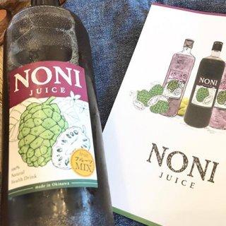 沖縄発のスーパーフード!爽やかで飲みやすすぎる「NONI JUICE」