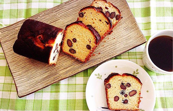 日本三景「天橋立」の眺望を独り占め!絶景宿「玄妙庵」のカフェの黒豆パウンドケーキ