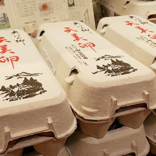 100円近い卵で絶品TKG(卵掛けごはん)!鳥取が産んだ至極の逸品「天美卵」