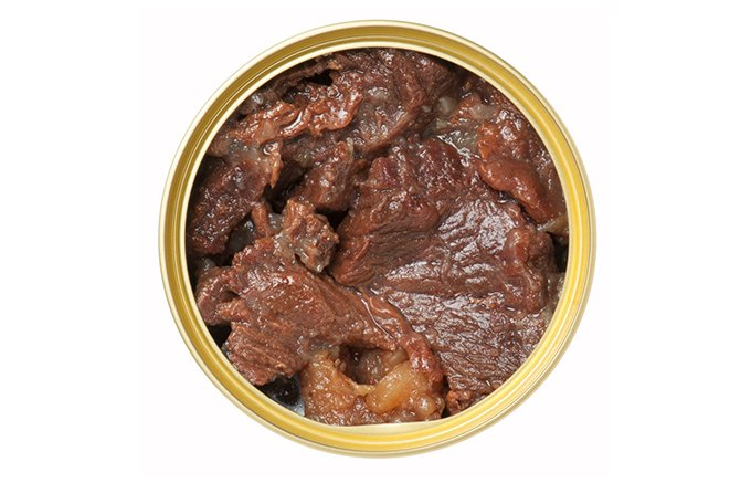 口の中でとろける脂の甘み!鯨の概念を覆す高級缶詰「長須鯨須の子大和煮」