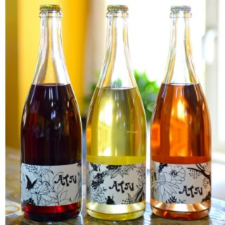 春の陽気に包まれながら熊本のスパークリングで乾杯!「スパークリングATSU」