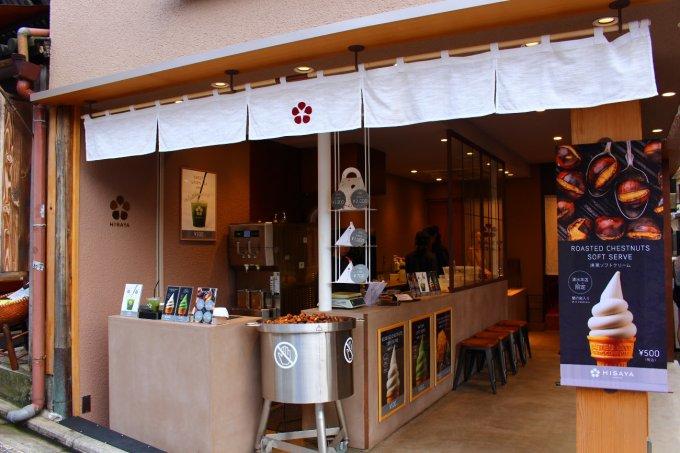和栗のモンブラン専門店が京都でリニューアルオープン。「HISAYA CAFE」