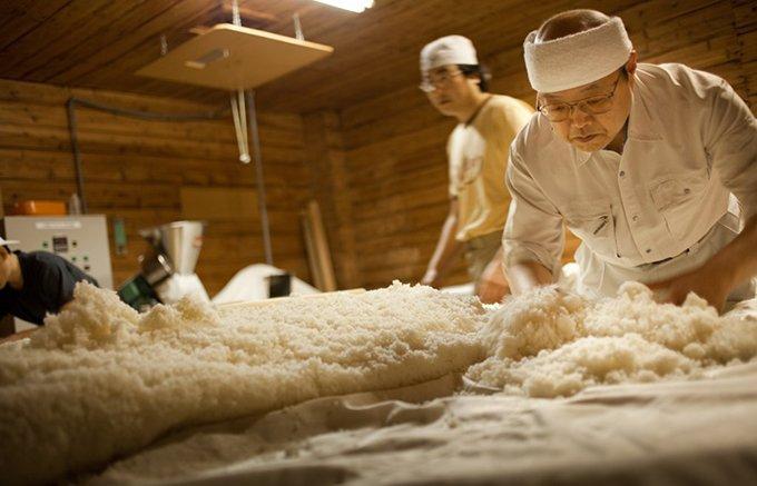 お米の濃厚な甘さに驚き!べたつきのない究極の甘酒「古町糀製造所の糀」